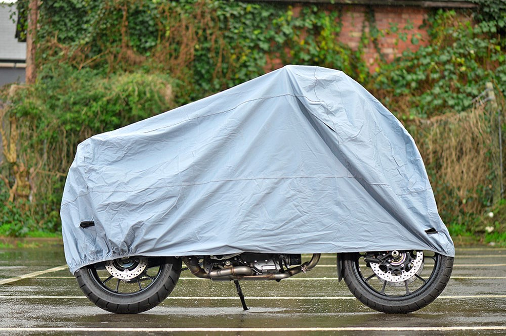 Motorcycle Cover Bike Waterproof Dustproof UV Protective Outdoor Moto Rain Cover