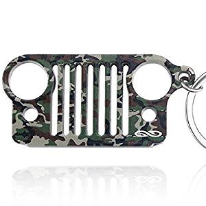 Best Jeep Grill Keychains