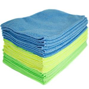 Best Microfiber Cleaning Cloth Reviews