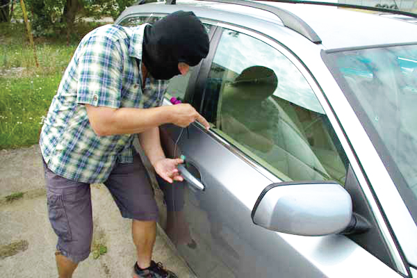 How to Prevent Your Car for Being Stolen