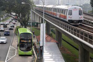 Public Transportation in Singapore